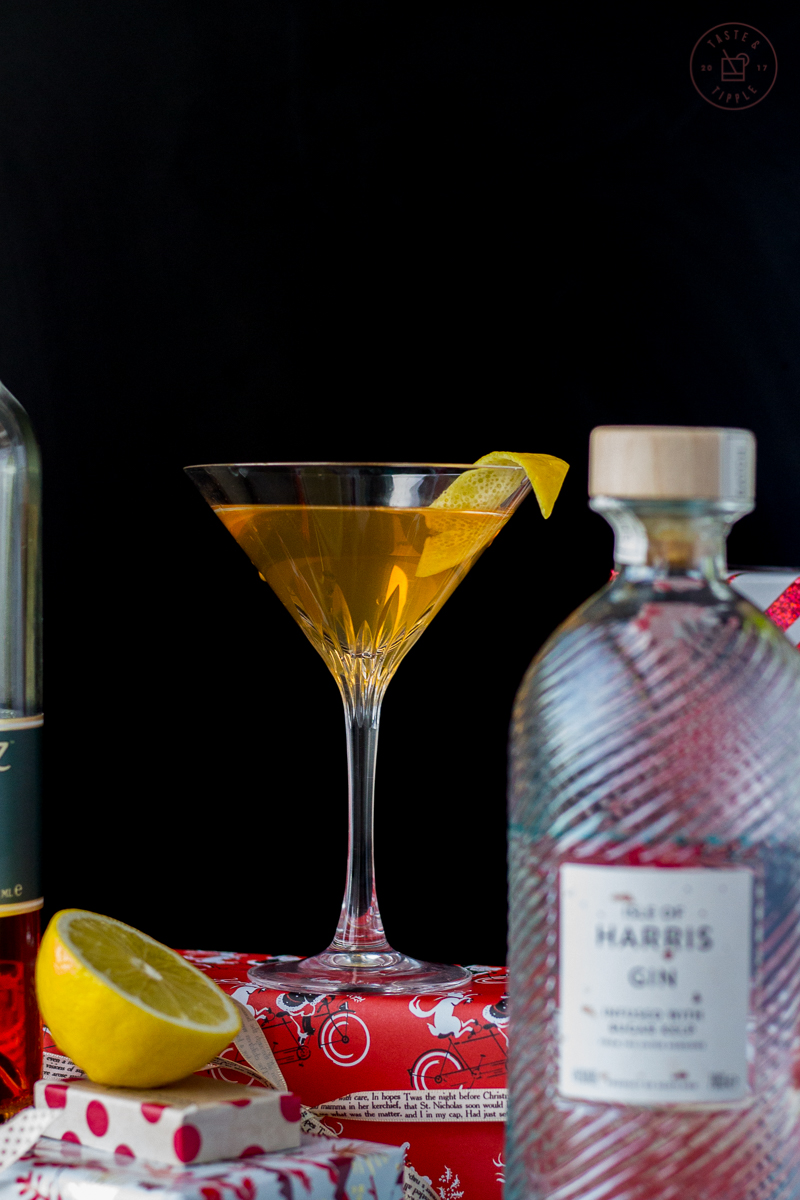 Alpine Martini | Taste and Tipple