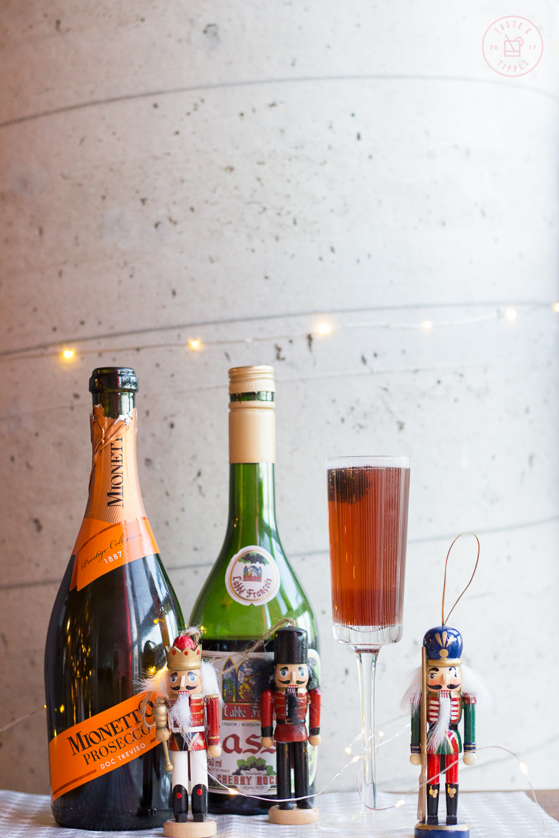 Kir Royale | Taste and Tipple