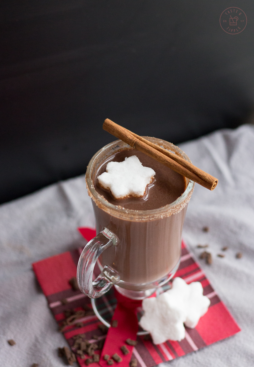 Mezcal Mexican Hot Chocolate | Taste and Tipple