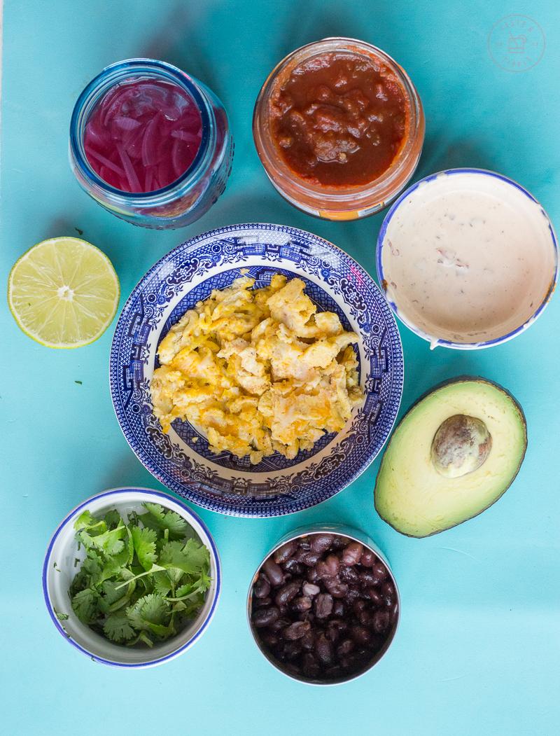 Breakfast Burrito   Taste and Tipple