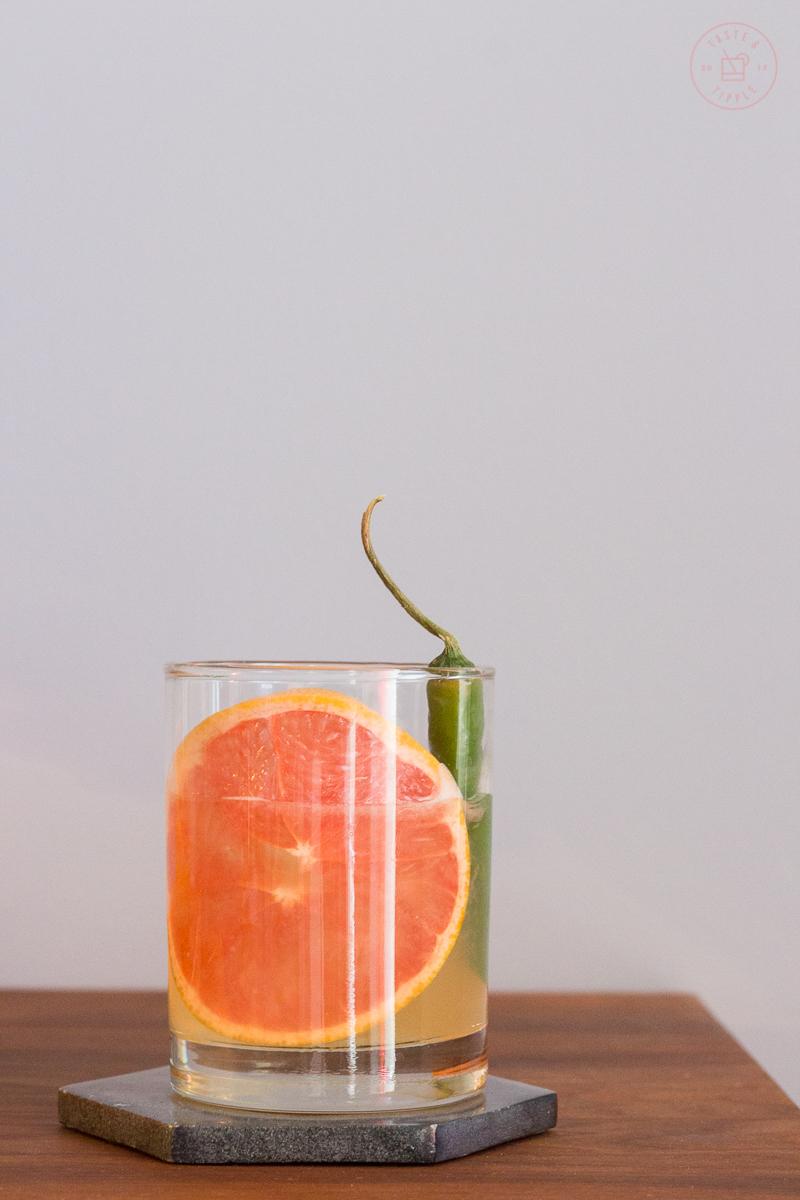 Triple Agave & Grapefruit | Taste and Tipple