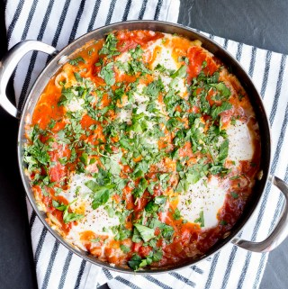 Shakshuka | Taste and Tipple