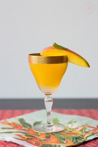 Spicy Mango Margarita   Taste and Tipple