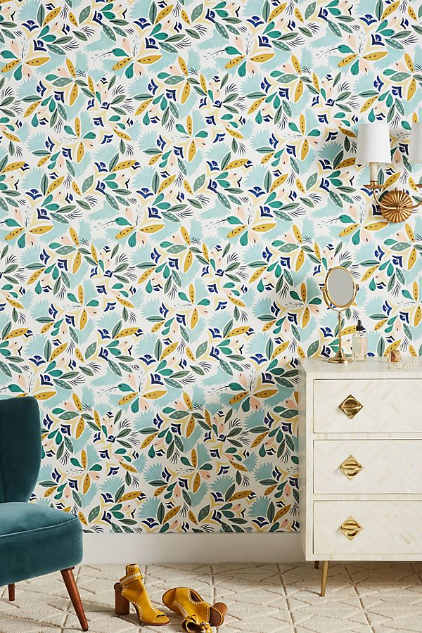 Charlie Wallpaper | Anthropologie