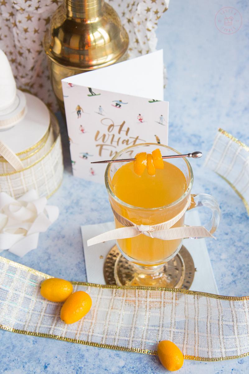 Kumquat Toddy | Taste and Tipple
