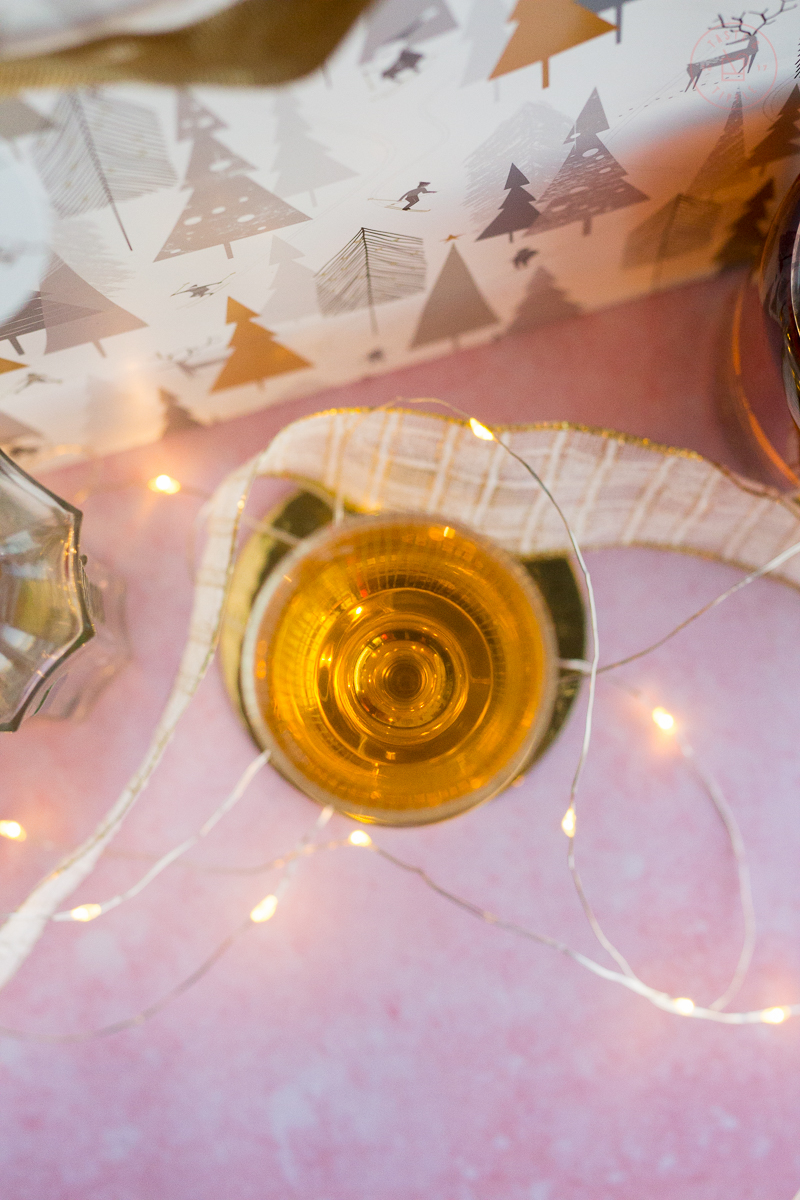 Scrooge Sparkler | Taste and Tipple