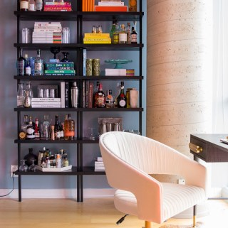 Home Office Makeover   Taste and Tipple