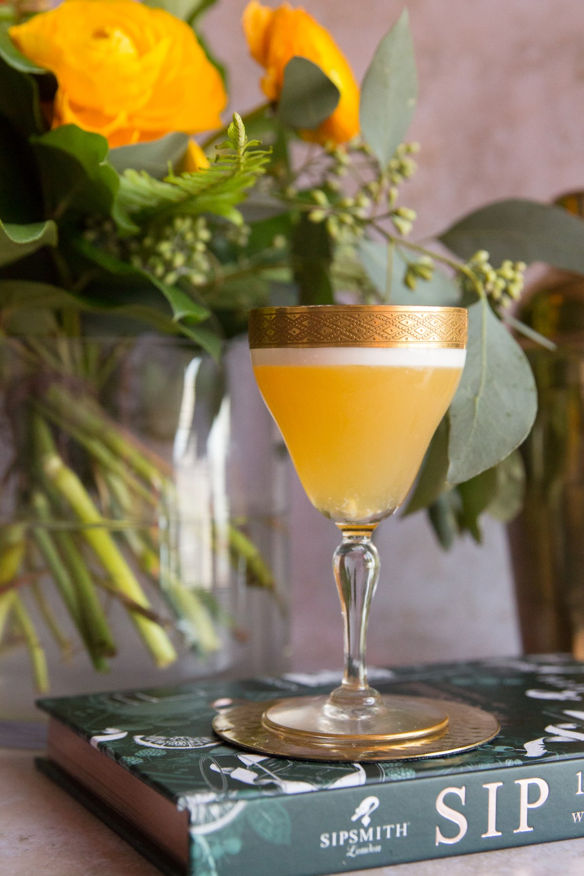 Earl Grey Sour | Taste and Tipple