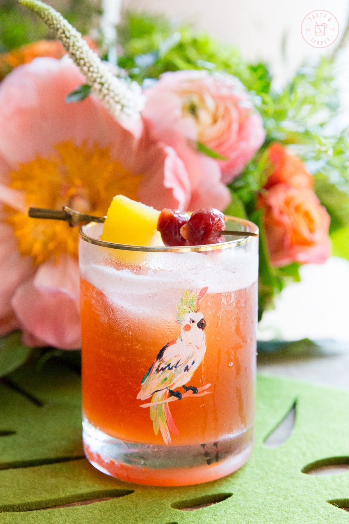 Jungle Bird | Taste and Tipple