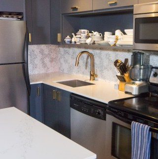 Kitchen Reveal | Taste and Tipple