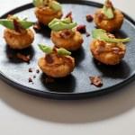 Deep-Fried Devilled Eggs & Bacon | Taste and Tipple