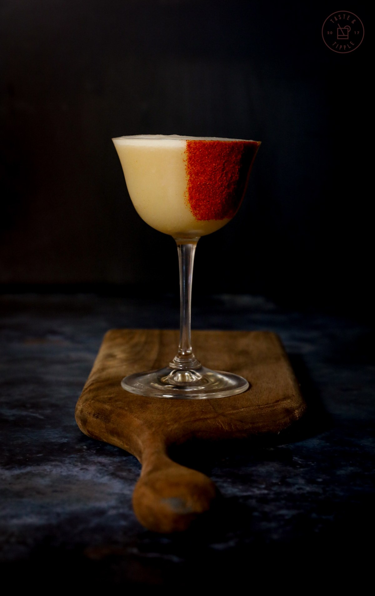 Maple Whiskey Sour | Taste and Tipple