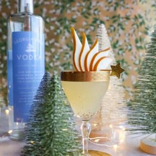 Pear Noel - Georgian Bay Vodka | Taste and Tipple