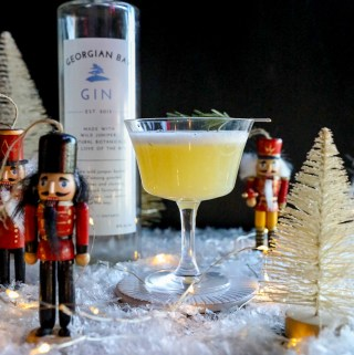 Snow Angel - Georgian Bay Gin | Taste and Tipple
