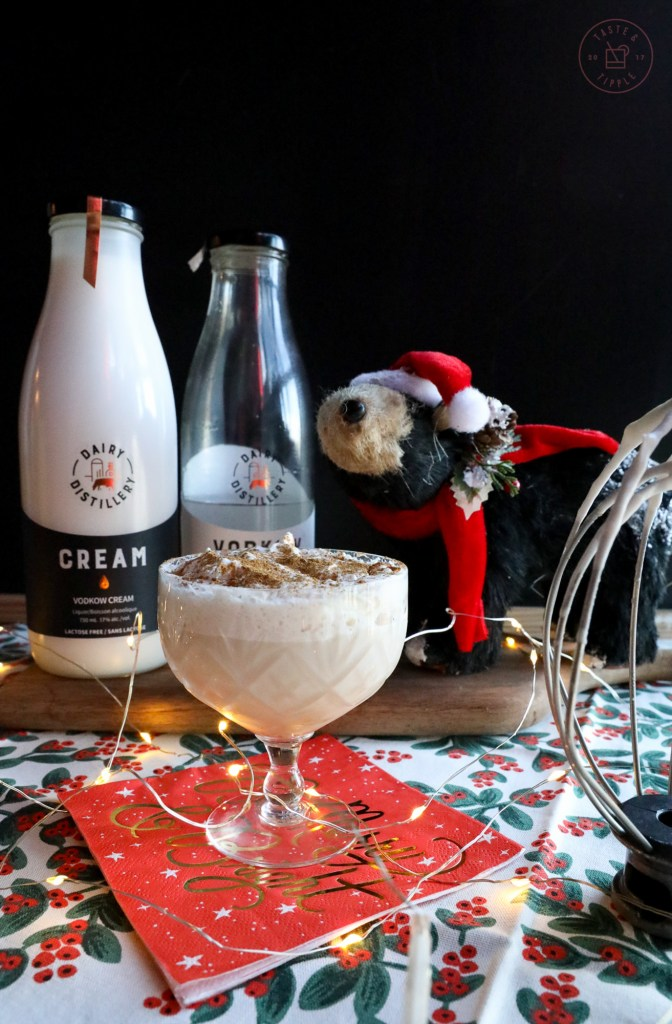 Snowcap Cafe au Lait - Vodkow Cream | Taste and Tipple