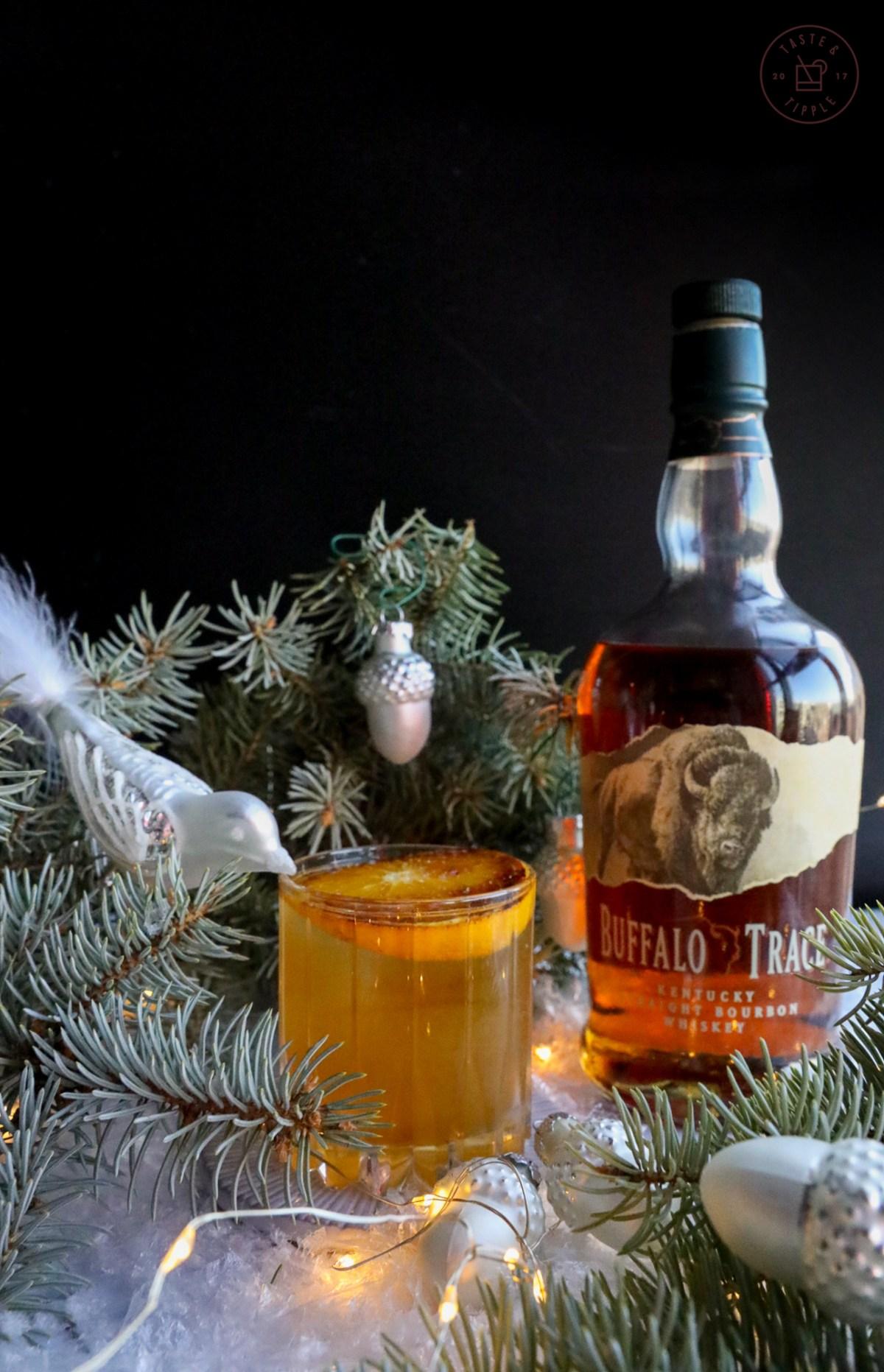 Fireside Bourbon | Taste and Tipple