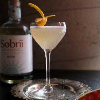 First Blush: Grapefruit Mocktail   Taste and Tipple