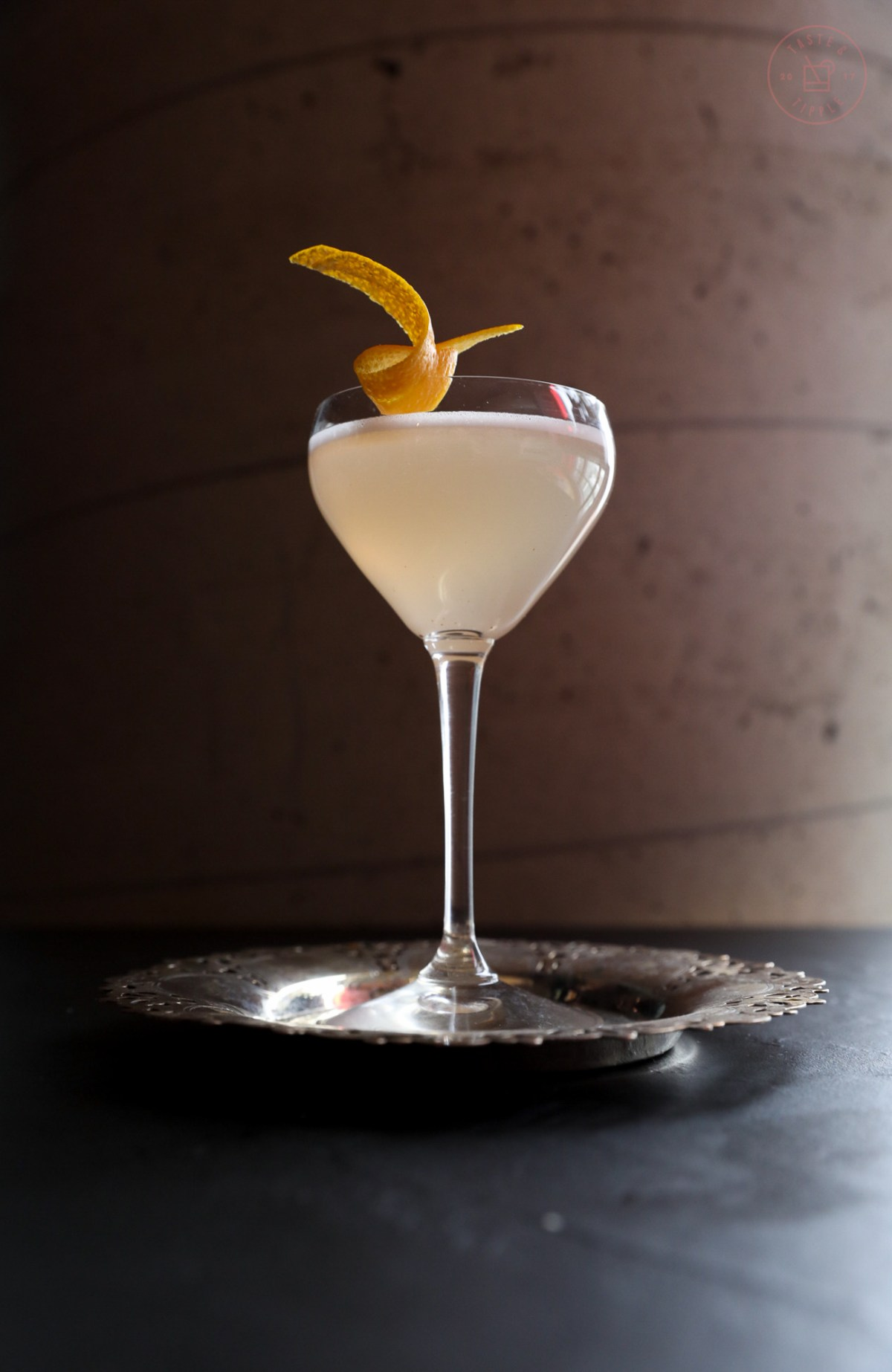 First Blush: Grapefruit Mocktail | Taste and Tipple