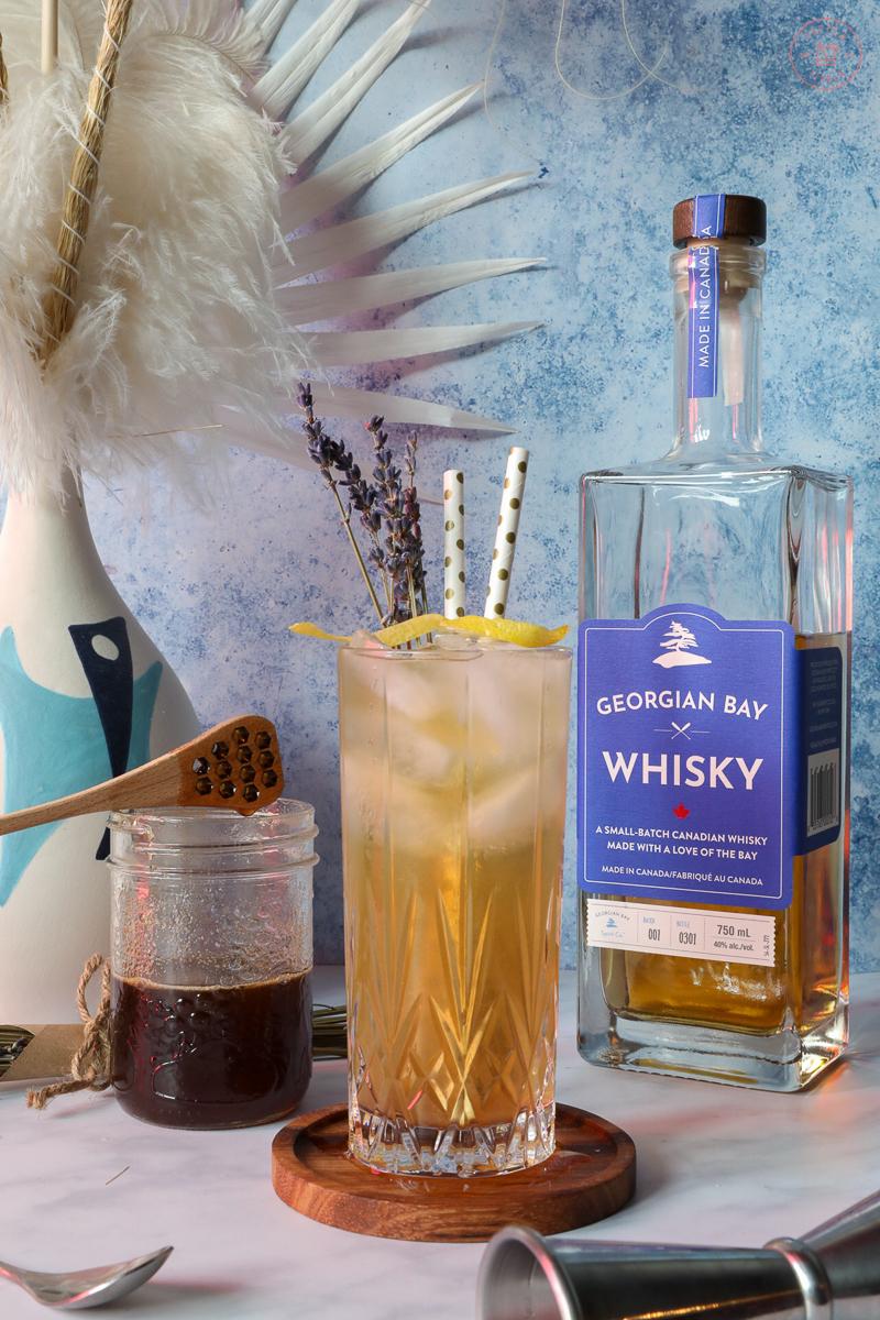 Steep On It | Georgian Bay Whisky | Taste and Tipple