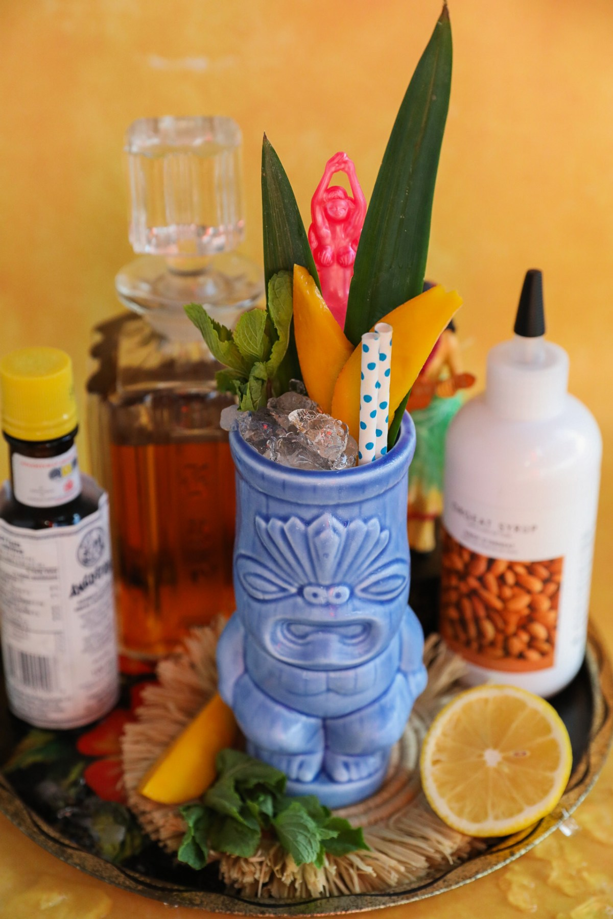Trouble in Paradise | Taste and Tipple