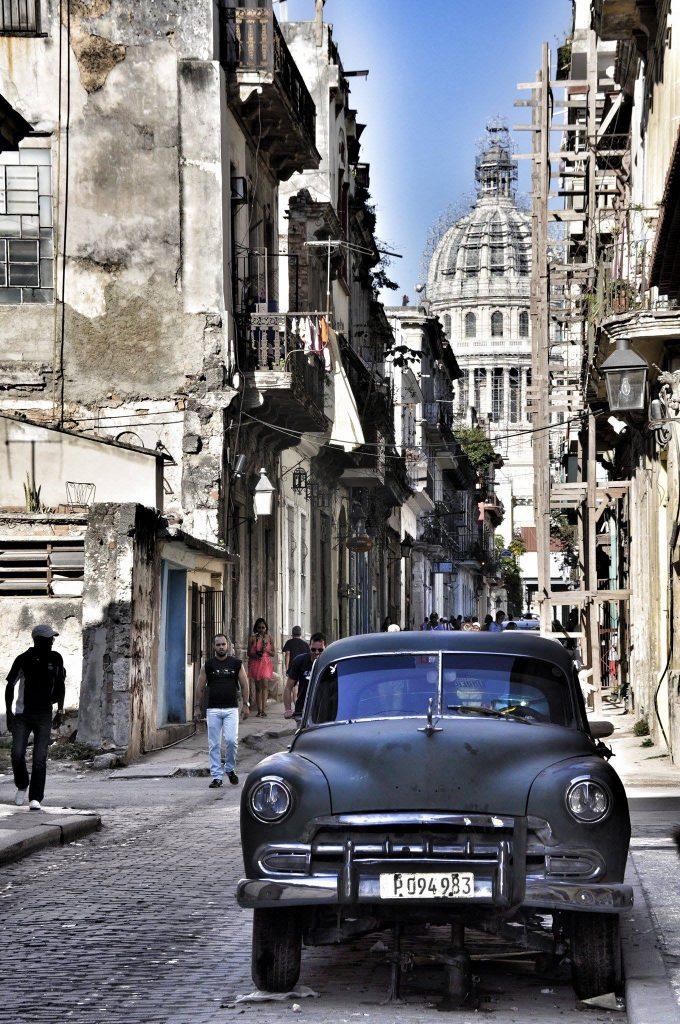 wyjazd na kubę - havana
