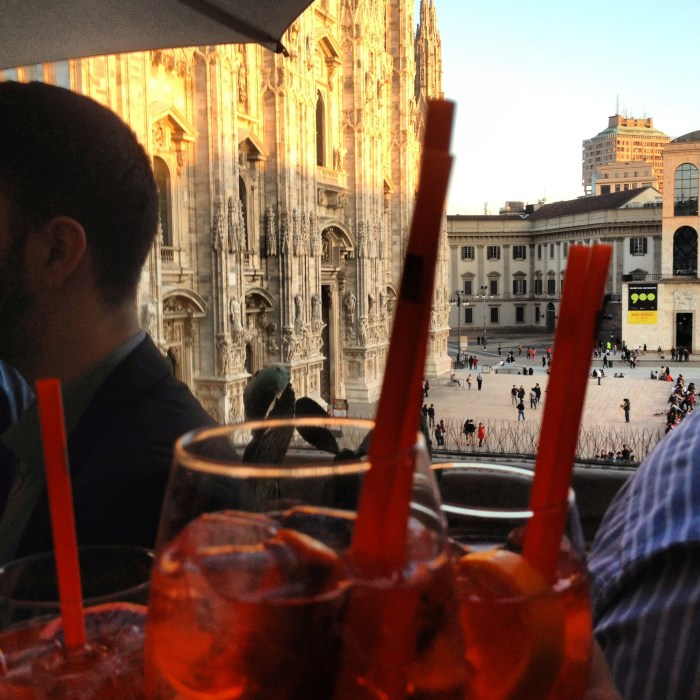 Estate a Milano  Taste and Travel