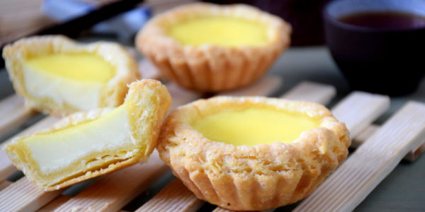 How to make Chinese Egg Tarts perfect for breakfast and tea