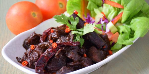 Sweet soy sauce beef stew