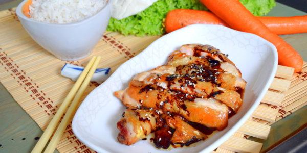 How to cook teriyaki chicken and fusion teriyaki cuisine