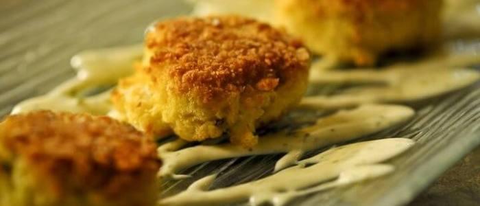 Crab Cakes - Cuisine @ Taste Bar & Grill