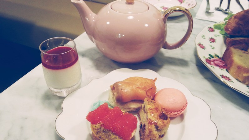Afternoon Tea Set Goodies at Good Afternoon