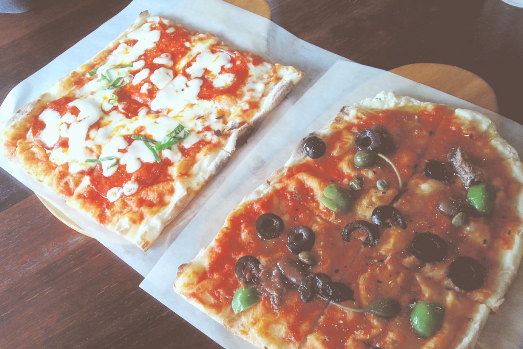 Trevia Pizza di Roma Featured Image