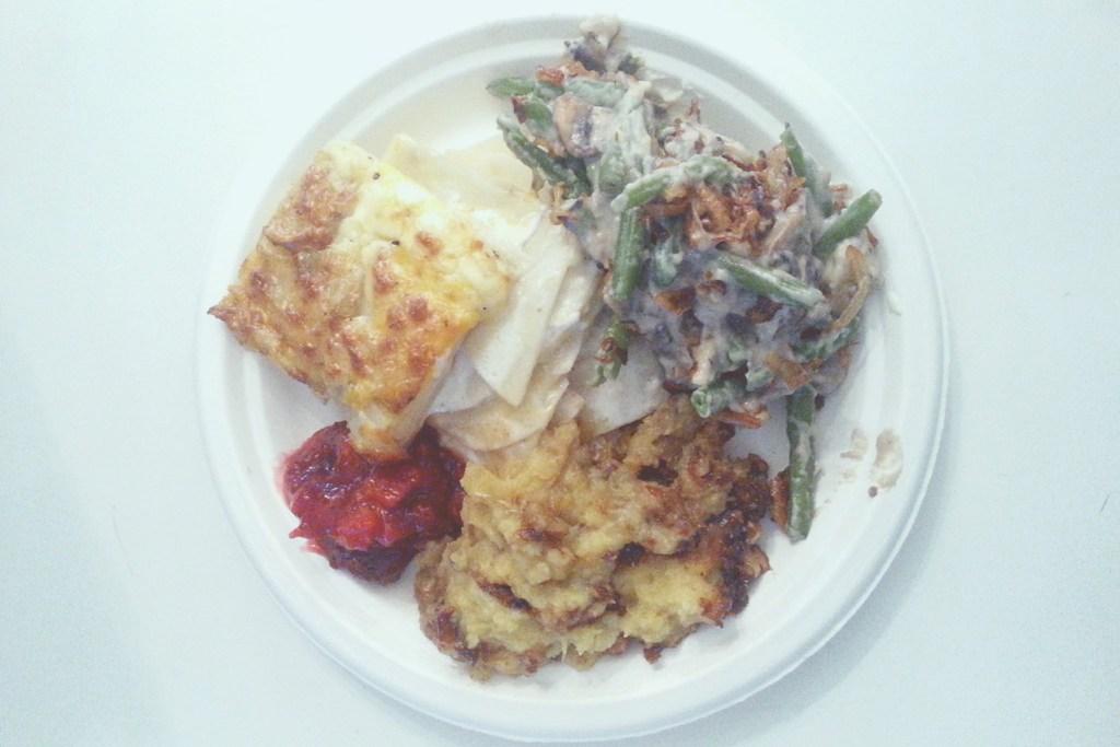 Thanksgiving Dinner at Cali Kitchen Featured Image. Taken by Edward Avila.