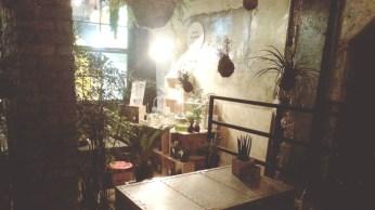 The Little Pie's Interior