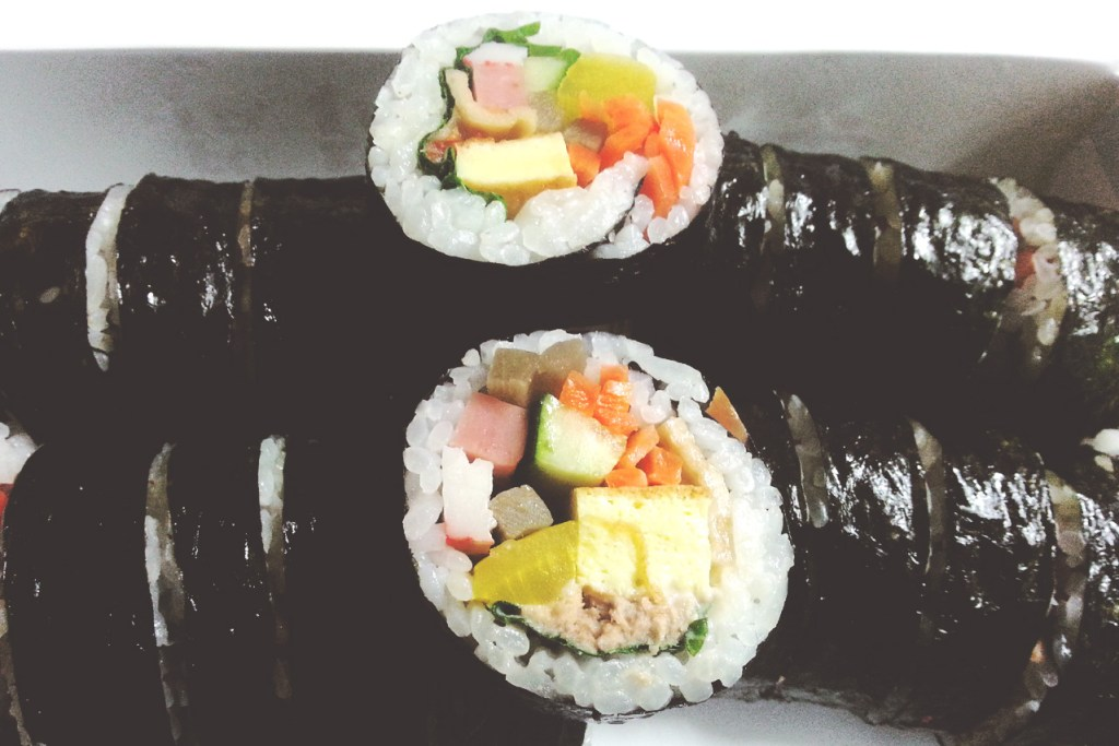 Sonmali Gimbap Featured Image