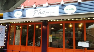 Pho for You's Exterior