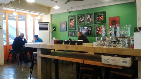 Pho for You's Interior