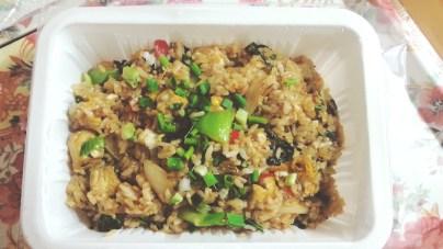 Khao Pad Kra Prow at Taste of Thailand