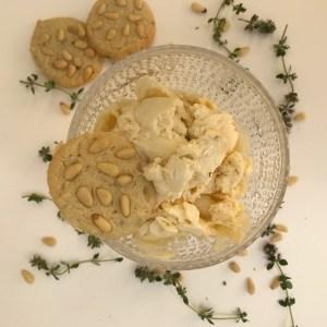 Thyme Ice-cream