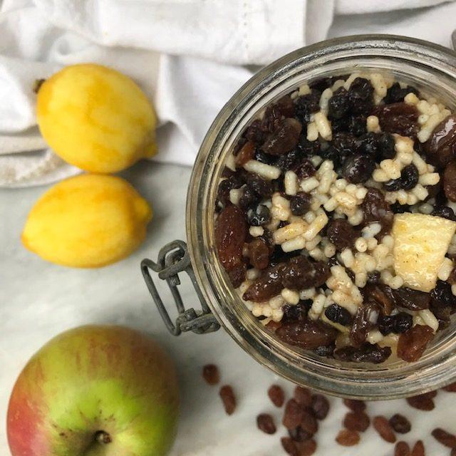 Easy Mincemeat recipe
