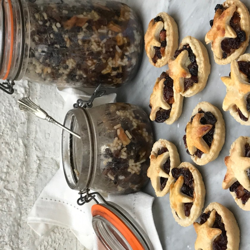 Vegetarian Mince Pies - a Christmas recipe