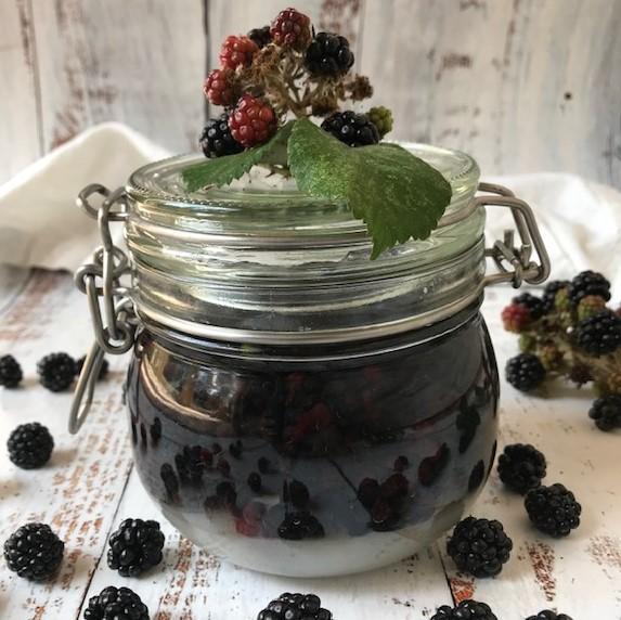 Blackberry Gin