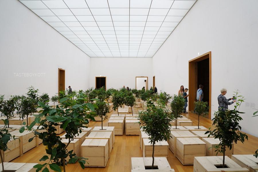 Ex It - Yoko Ono Ausstellung PEACE is POWER im MdbK Leipzig 2019.