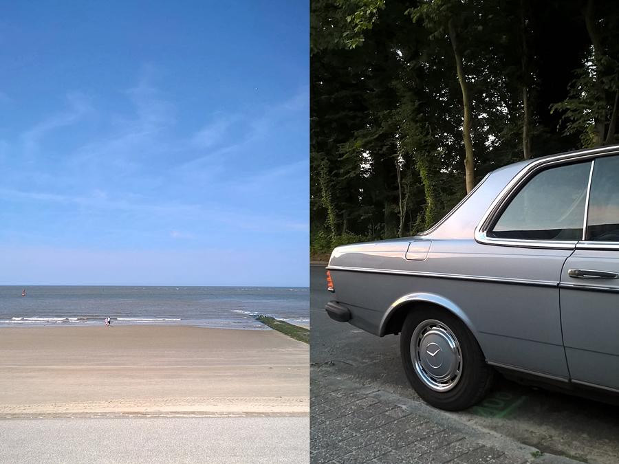 Strandtag an der Nordsee auf Norderney. Oldenburg im Sommer.