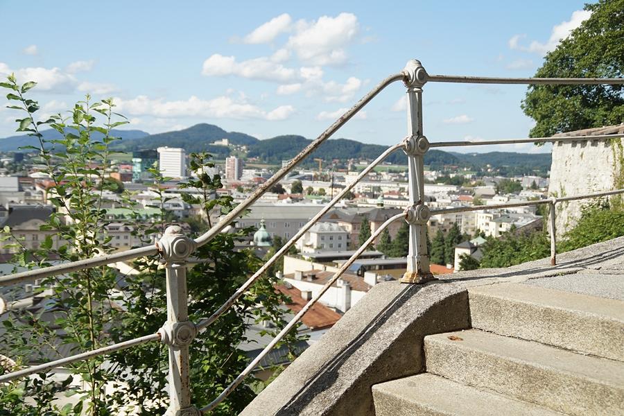Salzburg Ausblick Kloster