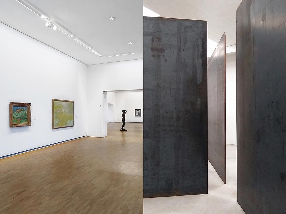 Exkursion: Kunst im Ruhrgebiet - Museum Folkwang und Richard Serra Environment
