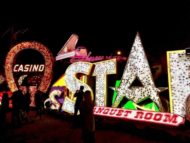 Neon Museum Things To Do in Vegas