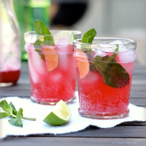 Blackberry Spritzer