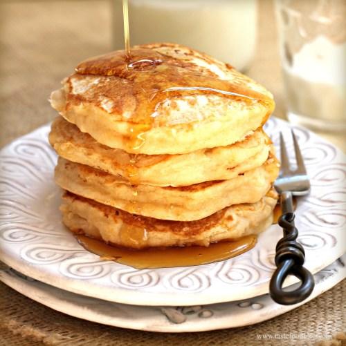 Pancake syrup tf