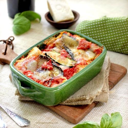 vegetable lasagna tastefood